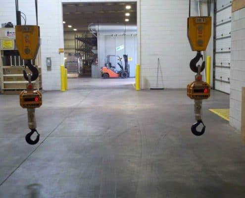 Crane Scale Rentals